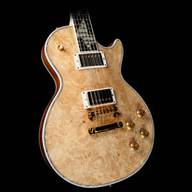 Gibson Custom Shop Les Paul Ultima Butterfly Electric Guitar Antique Natural