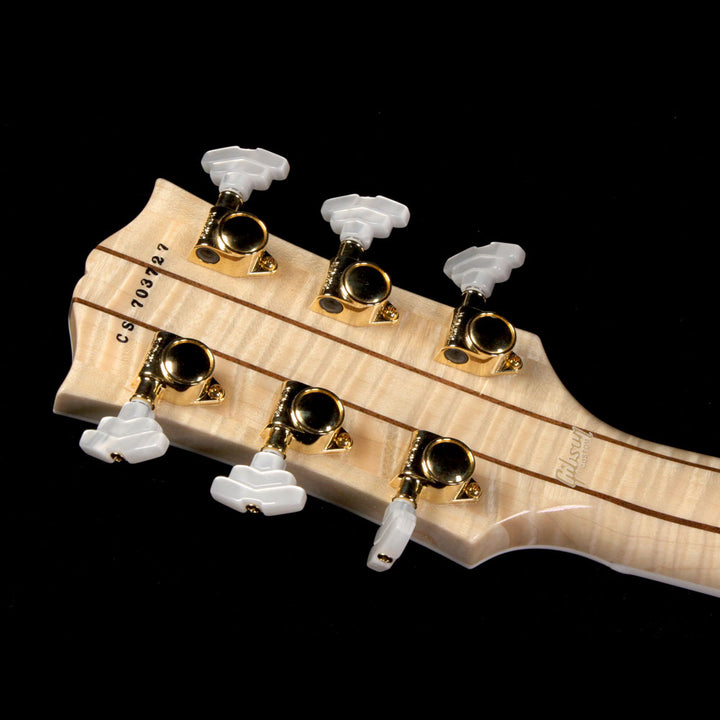 Gibson Custom Shop Les Paul Ultima Butterfly Burl Maple Top Electric Guitar Root Beer Gloss CS703727