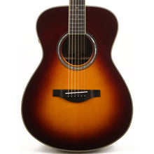 Yamaha LS-TA Transacoustic Concert Acoustic-Electric Brown Sunburst