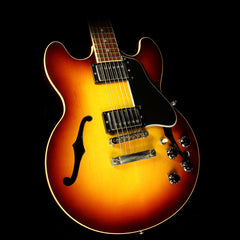 Used 1997 Gibson Custom Shop ES-336 Electric Guitar Tobacco Sunburst
