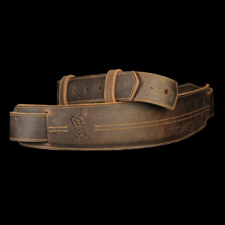 B&G Guitars Leather Strap