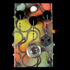 Beetronics Octahive Octave Fuzz Custom Neon Drips Effects Pedal