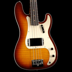 Fender Custom Shop Artisan Postmodern Bass Flame Maple Sunburst