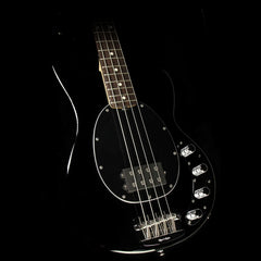Ernie Ball Music Man StingRay Electric Bass Guitar Black