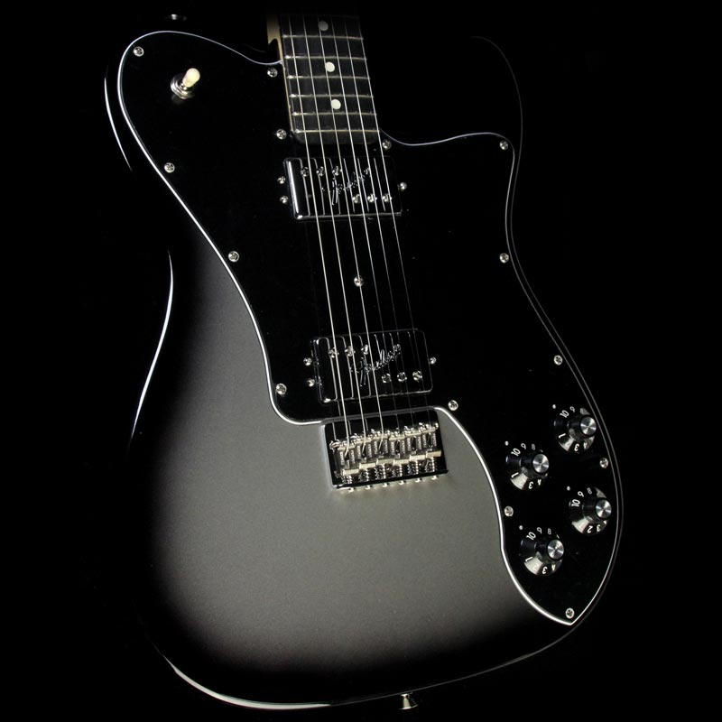 Fender American Pro Telecaster Limited Edition Electric Guitar Silverburst