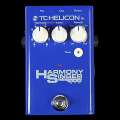 TC Electronic Harmony Singer 2 Vocal Effects Pedal