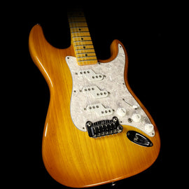 Used G&L Comanche Electric Guitar Amber