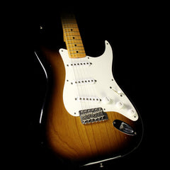 Used 2004 Fender Custom Shop Masterbuilt John Cruz 50th Anniversary '54 Stratocaster Electric Guitar 2-Tone Sunburst