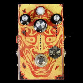 Beetronics Octahive Octave Fuzz Custom Gate Keeper Effects Pedal