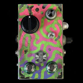 Beetronics WhoctaHell Low Octave Fuzz Custom Series Meleca Effects Pedal