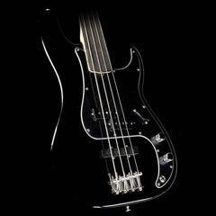 Fender Tony Franklin Fretless Precision Bass Electric Bass Guitar Black