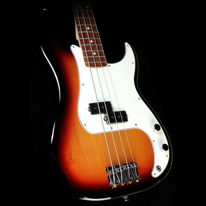 Fender Standard Precision Bass Guitar Sunburst 0146103532