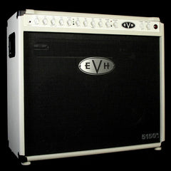 Used EVH 5150III 2x12 50 Watt Tube Combo Amplifier Ivory