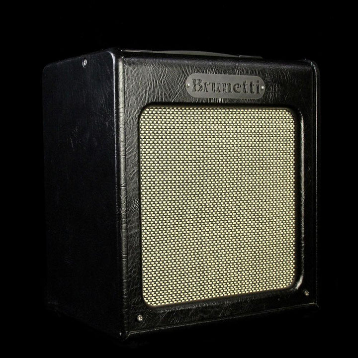 Used Brunetti Metropolitan 1x8 Combo Amplifier Black 5013