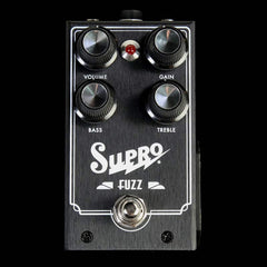 Supro Fuzz Effect Pedal
