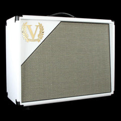 Victory Amplification Ritchie Kotzen 1x12 Electric Guitar Amplifier Cabinet White