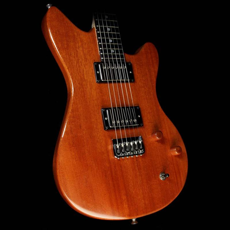Used Lombardo ELB Electric Guitar Natural