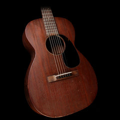 Used 1944 Martin 0-17 Mahogany Concert Sized Acoustic Guitar Natural