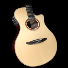 Yamaha NTX1200R Classical Nylon String Guitar Natural