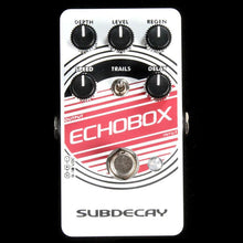 Subdecay Echobox V2 Modulated Delay Effects Pedal