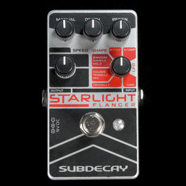Subdecay Starlight V2 Flanger Effects Pedal