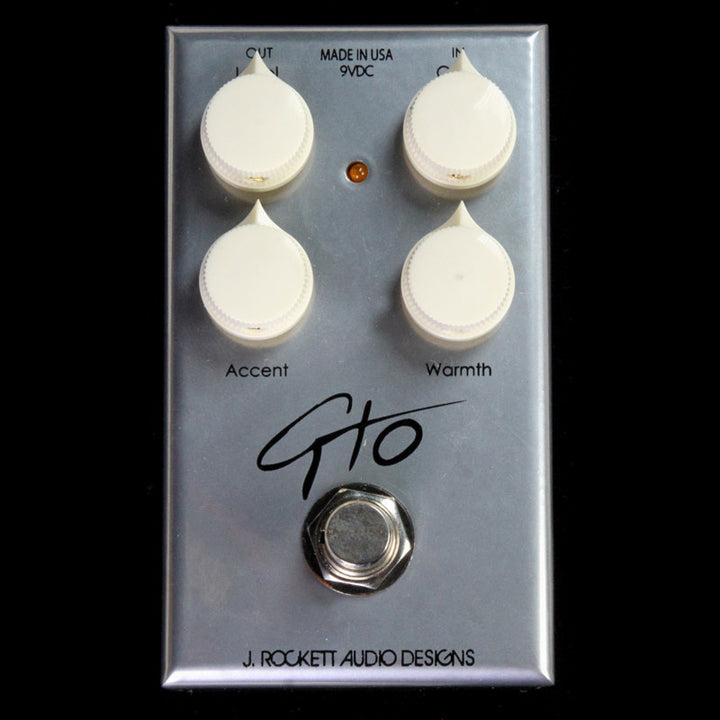 J. Rockett GTO Overdrive Effects Pedal GTO 9520-028