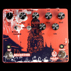 Walrus Audio Bellwether Analog Delay with Tap Tempo Effects Pedal