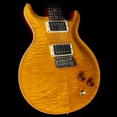 Used 2001 Paul Reed Smith Santana PRS III Ten-Top Electric Guitar Santana Yellow