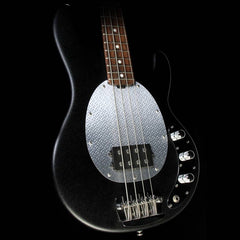 Used Ernie Ball Music Man SUB Electric Bass Guitar Textured Black