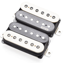 EMG Retro Active Hot 70 Humbucker Set Zebra