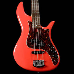 F Bass VF Series P/J Bass Gloss Fiesta Red