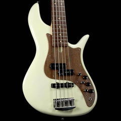 F Bass VF Series P/J Bass 5-String Gloss Olympic White