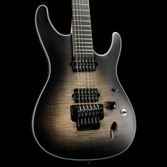 Ibanez Iron Label SIX6DFM Dark Space Burst