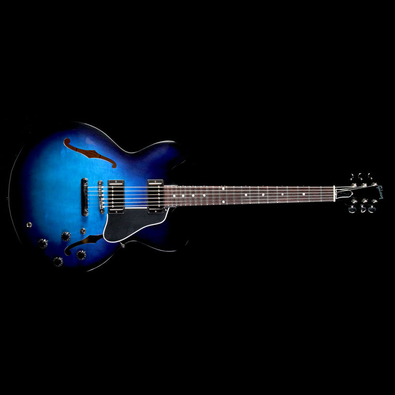 Gibson Memphis ES-335 Dot Blues Burst 12647715