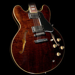Gibson Memphis Limited Edition ES-335 Figured Electric Guitar Antique Walnut