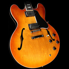Gibson Memphis ES-335 Electric Guitar Faded Light Burst