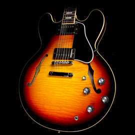 Gibson Memphis ES-335 Figured Electric Guitar Antique Sunset Burst