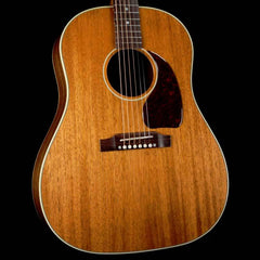 Gibson Montana 2018 J-45 Genuine Mahogany Acoustic-Electric Guitar Antique Natural