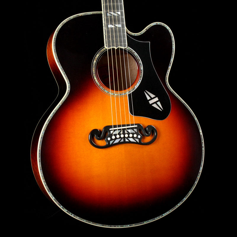 Gibson Super 200 Birdseye Sunset Burst 2018 10338011