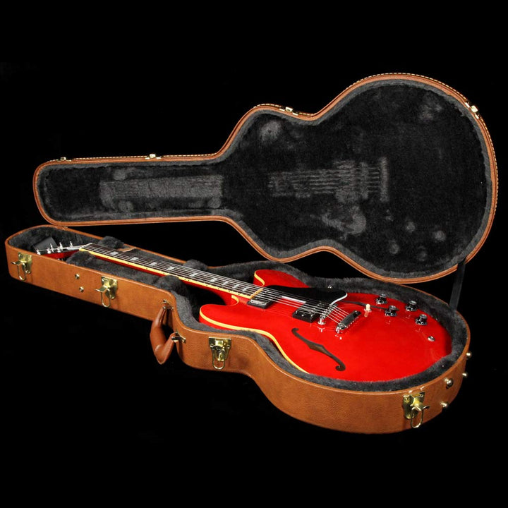Gibson Memphis ES-335 Traditional Antique Faded Cherry 10448719