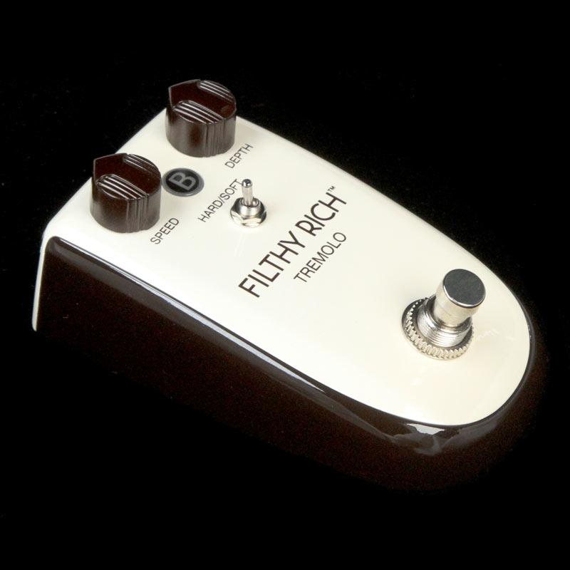 Billionaire by Danelectro Filthy Rich Tremolo Effects Pedal