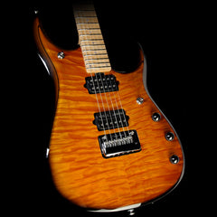 Ernie Ball Music Man Premier Dealer Network JP6 Piezo Electric Guitar Tobacco Sunburst