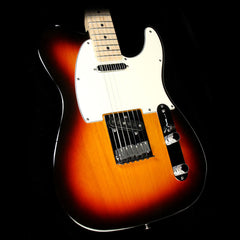 Used 2005 Fender American Standard Telecaster Electric Guitar Sunburst