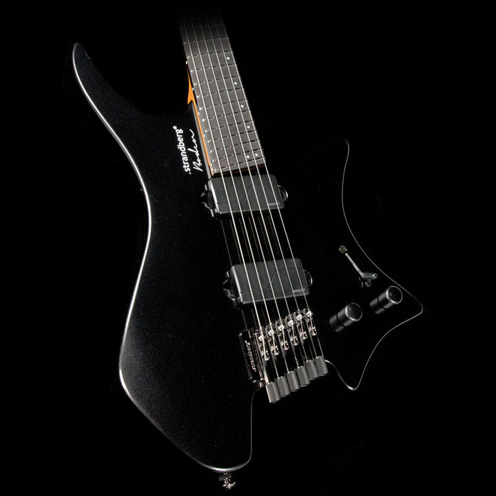 Strandberg Boden Metal 6-String Electric Guitar Black Pearl 81