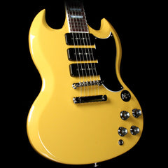 Gibson Gary Clark Jr. Signature SG Electric Guitar Gloss Yellow