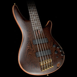 Ibanez Prestige SR5005 5-String Bass Guitar Oil Finish