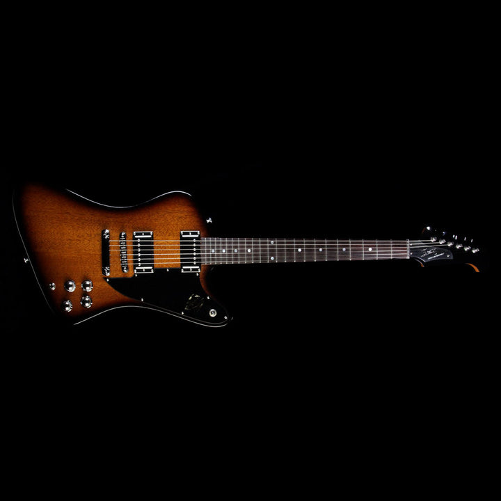 Used 2017 Gibson Firebird Studio HP Electric Guitar Vintage Sunburst 170065900