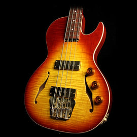 B&G Guitars Big Sister Electric Bass Guitar Tobacco Burst
