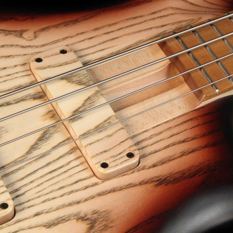 F Bass BN4 Brown Burst Matte 311017