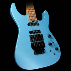 Jackson USA Signature Phil Collen PC1 Dinky Electric Guitar Matte Blue Frost